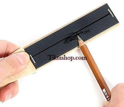 ابزار سیاه قلم - سمباده